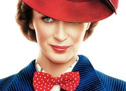 Film, Mary Poppins powraca, Mary Poppins Returns, Aktorka, Emily Blunt