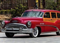 Buick Estate Wagon z 1953 roku