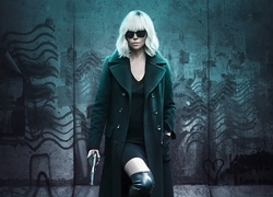 Film, Atomic Blonde, Charlize Theron, Lorraine Broughton