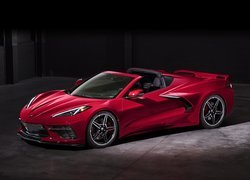 Chevrolet Corvette Stingray bokiem