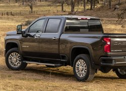 Chevrolet Silverado 2500 Heavy Duty, HD, Crew Cab