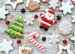 Świąteczne, Ciasteczka, Deski