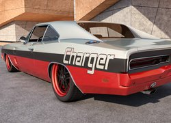 Dodge Charger R/T, Zabytkowy, 1969