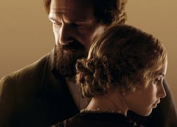 Film, Kobieta w ukryciu, The Invisible Woman, Aktorka, Felicity Jones, Aktor, Ralph Fiennes