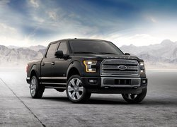 Ford F-150 Limited, 2016