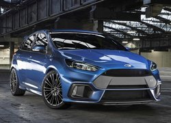 Ford Focus III RS, 2017