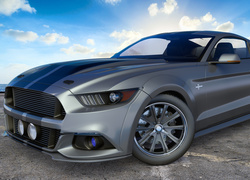Ford Mustang GT500 Eleanor, 2015
