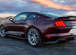 Ford Mustang Shelby Super Snake tył