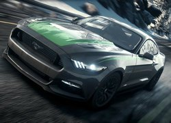 Ford Mustang z gry Need for Speed Rivals