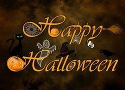 Okolicznościowe, Halloween, Duszki, Życzenia
