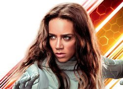 Film, Ant-Man i Osa, Ant-Man and the Wasp, Postać Ghost, Hannah John-Kamen