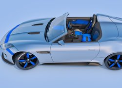 Jaguar Project 7 Concept 2016