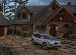 Jeep Cherokee Limited Grey, Dom