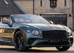 Kabriolet Bentley Continental GT