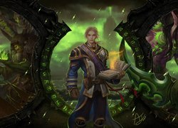 Kadr z gry World of Warcraft: Legion