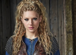 Serial, Vikings, Wikingowie, Katheryn Winnick