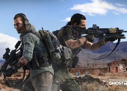 Komandosi z gry Tom Clancys Ghost Recon:Wildlands