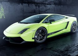 Lamborghini Gallardo LP 570-4 Superleggera 2010-2013