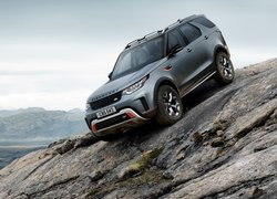 Land Rover Discovery SVX 525