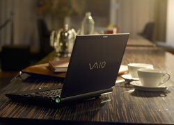 Laptop marki VAIO