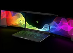 Laptop w grafice 3D