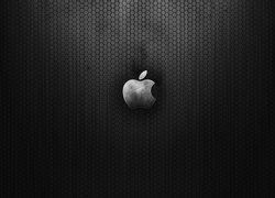 Apple, Logo, Szare