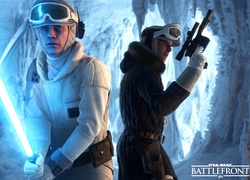 Star Wars: Battlefront, Postacie, Luke Skywalker, Han Solo
