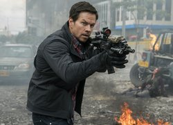 Aktor, Mark Wahlberg, Mile-22