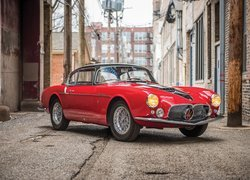 Maserati A6G/54 Coupe Series 3 by Frua 1956