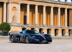 Maserati MC12 Blue Carbon Fibre by Zanasi 2005