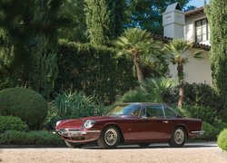 Maserati Mexico 4.2 by Frua 1967