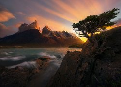 Masyw Torres del Paine w Chile