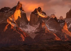 Masyw Torres del Paine
