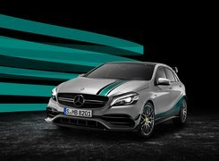 Mercedes-AMG A 45 Petronas, W176, 2015, World Champion Edition