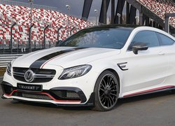 Mercedes-AMG C63 S Coupe Mansory