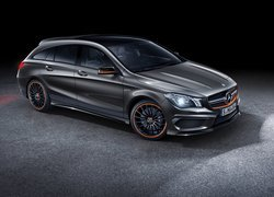 Mercedes-AMG CLA 45 Shooting Brake, Kombi