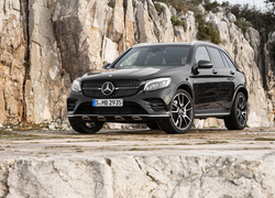 Mercedes-AMG GLC 43 4Matic z 2016 roku