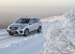 Mercedes-Benz GLE 500 E 4MATIC 2015