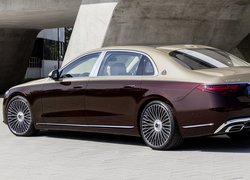 Mercedes-Maybach Klasa S