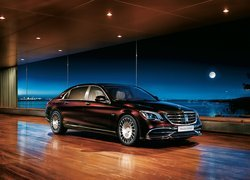 Mercedes-Maybach S 650 Worldwide 2017
