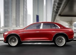 Mercedes Maybach Ultimate Luxury