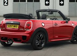 Mini Cooper S Works 210 kabriolet