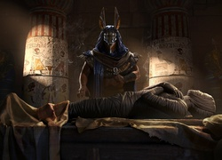 Assassins Creed : Origins, Hetepi, Mumia