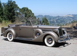 Packard 1607 Twelve Convertible Coupe
