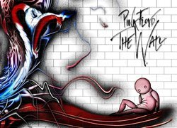 Pink Floyd The Wall w grafice