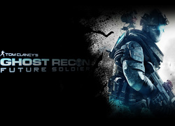 Plakat gry Tom Clancy's Ghost Recon: Future Soldier
