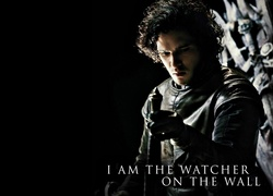 Serial, Gra o tron, Game of Thrones, Jon Snow, Kit Harington