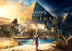 Assassins Creed : Origins, Plakat