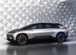 Faraday Future FF 91, Prototyp 2017
