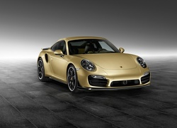Porsche 911 Turbo Lime Gold, 991, 2014